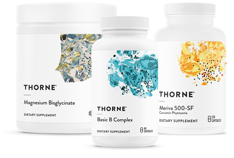 Thorne Europe - Pure Ingredients, Trusted results